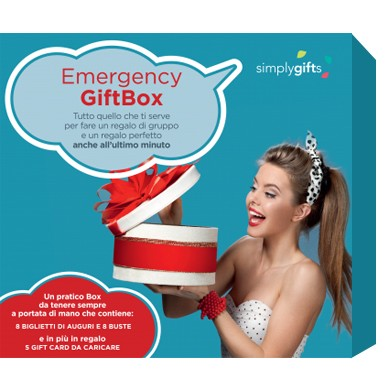 Emergency Gift Box